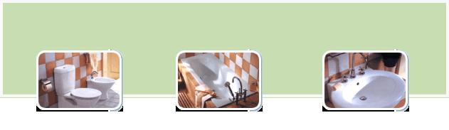 Fertiges Bad: einfach schön