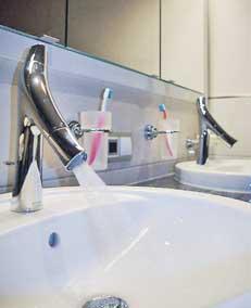"""Axor Organic: Der """"Joysticks"""" für das Badezimmer"""